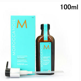 Moroccan oil - モロッカンオイル トリートメント 100ml ポンプ付き
