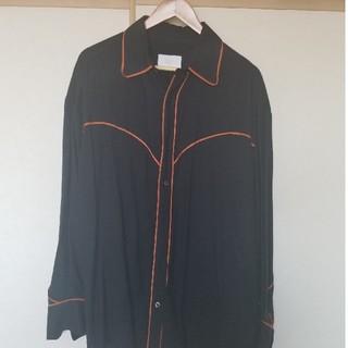 サンシー(SUNSEA)のURU ウエスタンシャツ パンツ セットアップ(シャツ)