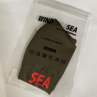 ウィンダンシー WIND AND SEA  アトモス マスク