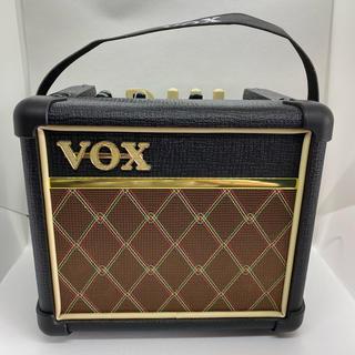 ヴォックス(VOX)のVOX MINI3 G2とフェンダーのシールド(ギターアンプ)