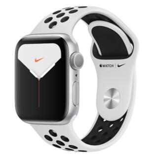 アップルウォッチ(Apple Watch)のアップル ウオッチ Nike Series 5 GPSモデル  44mm(スマートフォン本体)