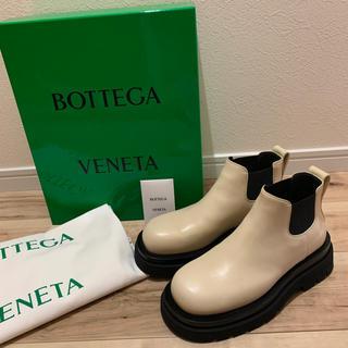Bottega Veneta - 新品未使用 bottega veneta ラグ ブーツ