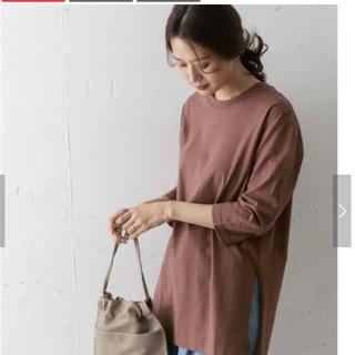 ドアーズ(DOORS / URBAN RESEARCH)の新品 アーバンリサーチドアーズ ロングTシャツ(Tシャツ(長袖/七分))
