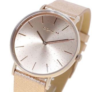 コーチ(COACH)のコーチ腕時計 ペリー レディース 1450332ゴールド ピンクゴールド(腕時計)