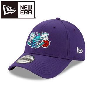 NEW ERA - ニューエラ キャップ NBA シャーロット ホーネッツ 紫 パープル