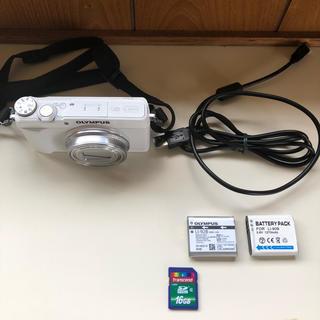 OLYMPUS - SH-1   wifi内蔵   ホワイト   SDカード16G付き