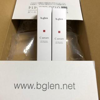 ビーグレン(b.glen)のビーグレン Cセラム 15ml (2本セット)(美容液)