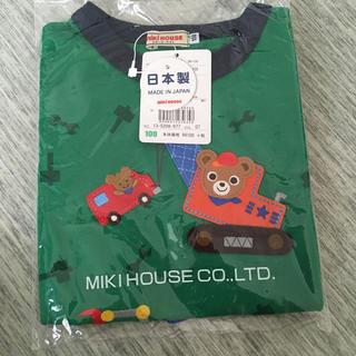 mikihouse - 新品 ミキハウスロンティー