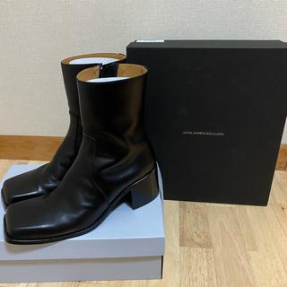 ジョンローレンスサリバン(JOHN LAWRENCE SULLIVAN)のjohn lawrence sullivan square toe boots(ブーツ)