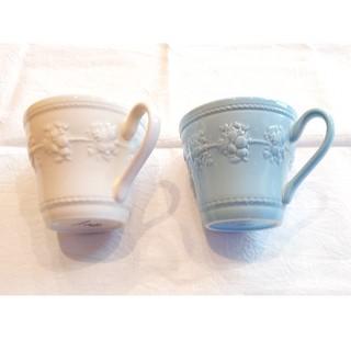 ウェッジウッド(WEDGWOOD)の※送料込み【WEDGWOOD】ペアマグカップ(グラス/カップ)
