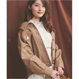 ノエラ(Noela)のNoela (ノエラ) オーバージャケット(その他)
