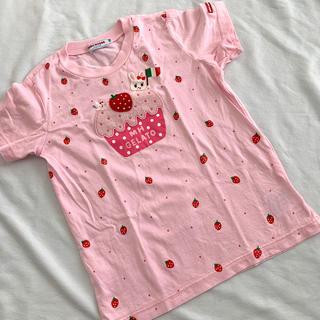 mikihouse - 【中古】ミキハウス うさこちゃんジェラートTシャツ 110
