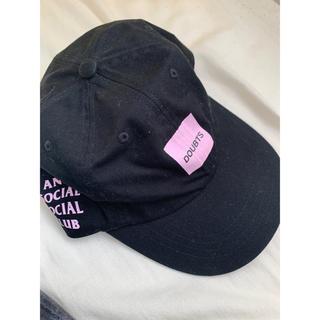 アンチ(ANTI)のANTI SOCIAL SOCIAL CLUB キャップ(キャップ)