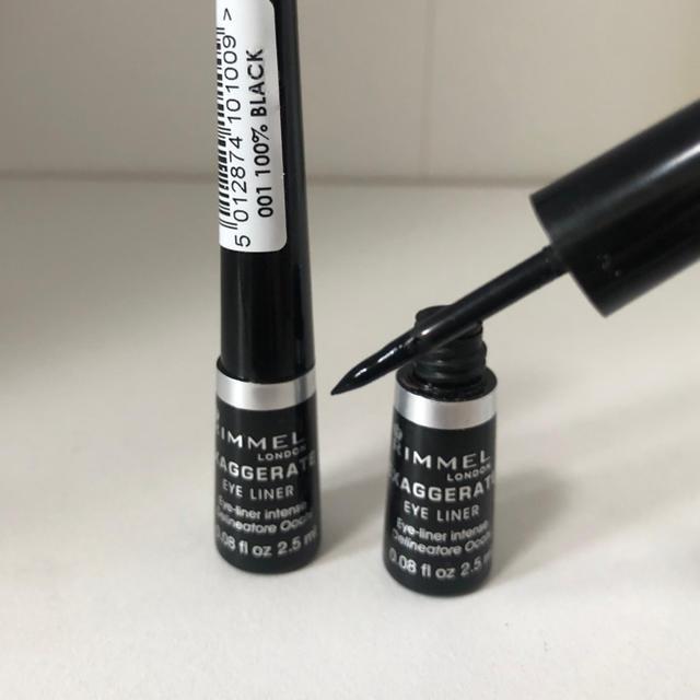 RIMMEL(リンメル)のRimmel London アイライナー コスメ/美容のベースメイク/化粧品(アイライナー)の商品写真