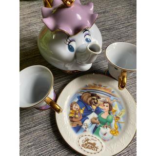 Disney - ポット夫人 ディズニー 美女と野獣