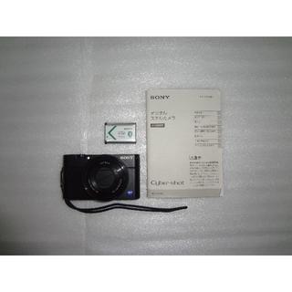 SONY - SONY DSC-RX100 動作確認済!