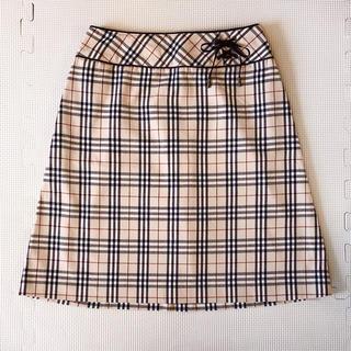 BURBERRY - 【新品同様】★バーバリー★BURBERRY★スカート★160A