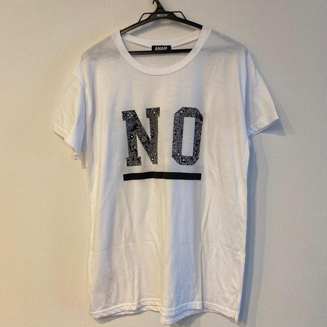 ANAP(アナップ)のANAP 半袖 レディースのトップス(Tシャツ(半袖/袖なし))の商品写真