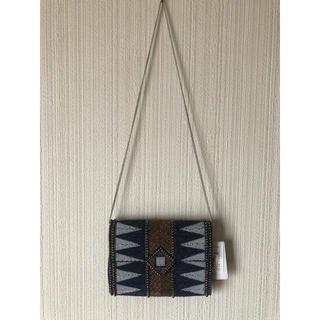 スコットクラブ(SCOT CLUB)のスコットクラブ購入 nouerビーズバッグ 新品(ショルダーバッグ)