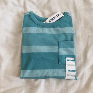 オールドネイビー(Old Navy)のOLD NAVY 長袖 Tシャツ 4t 4y 4a オールドネイビー(Tシャツ/カットソー)
