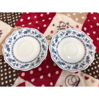 ニッコー(NIKKO)の昭和レトロ NIKKO ニッコー TABLEWARE  ケーキ皿 2枚(食器)