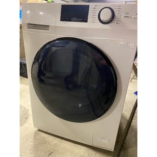 MUJI (無印良品) - 【2017年製】無印良品 ドラム式洗濯機 8kg MJ-DW1