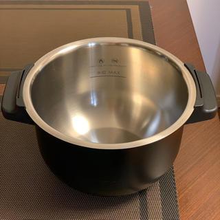 SHARP - シャープ 自動調理 鍋 ホットクック 1.6L 無水鍋 KN-HW16D用 内鍋
