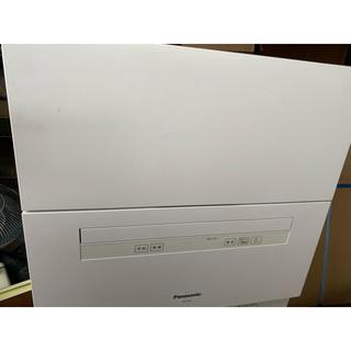 Panasonic - Panasonic 食器洗い乾燥機 NP-TA3-W 【2019年製】