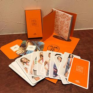 エルメス(Hermes)のHERMES エルメス ノッティング カレ カード その他set(ノベルティグッズ)