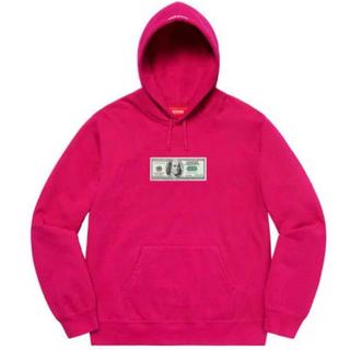 シュプリーム(Supreme)のSupreme Franklin hooded sweatshirt L(パーカー)