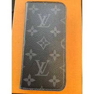 LOUIS VUITTON - iPhone X XS ルイヴィトン   フォリオ