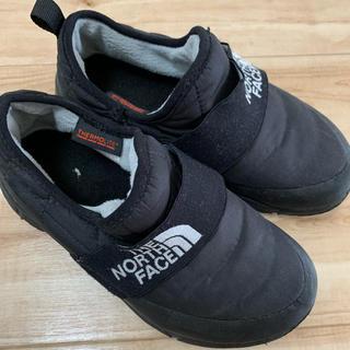 ザノースフェイス(THE NORTH FACE)のTHE NORTH FACE  ノースフェイス キッズ 靴(スニーカー)