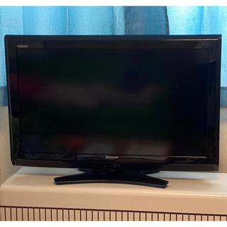アクオス(AQUOS)のSHARP AQUOS 32型 送料無料❕(テレビ)