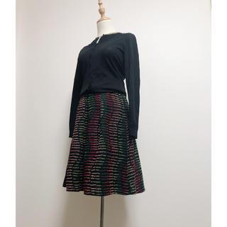 シビラ(Sybilla)のシビラ sybilla  スカート 刺繍(ひざ丈スカート)