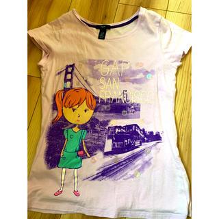 ギャップ(GAP)のGAPTシャツ160サイズ(Tシャツ/カットソー(半袖/袖なし))