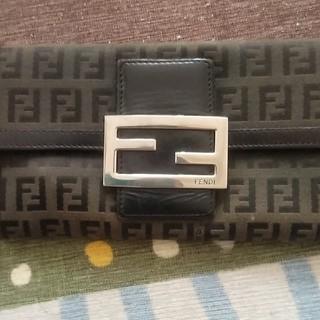 フェンディ(FENDI)のFENDIの長財布(長財布)