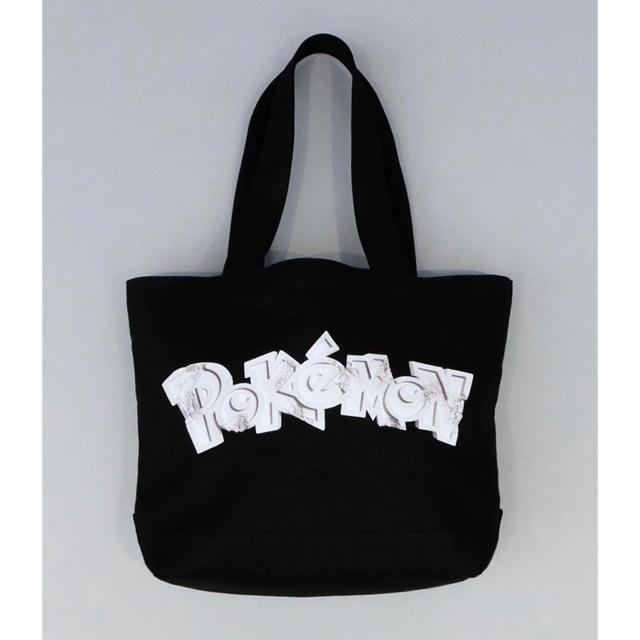 ポケモン(ポケモン)のDaniel Arsham x Pokemon x 2G Tote トートバッグ メンズのバッグ(トートバッグ)の商品写真
