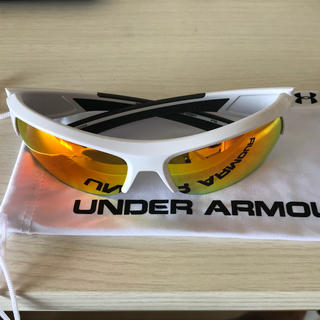 アンダーアーマー(UNDER ARMOUR)の専用 期間限定 UNDER ARMOUR サングラス 野球 サッカー(サングラス/メガネ)