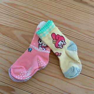 マイメロディ - マイメロ 靴下