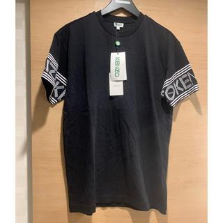 ケンゾー(KENZO)のKENZO 袖ロゴTシャツ(Tシャツ/カットソー(半袖/袖なし))