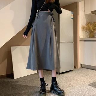 ディーホリック(dholic)のレディース 新品 未着用 ロング スカート  S M L  秋冬 N(ロングスカート)