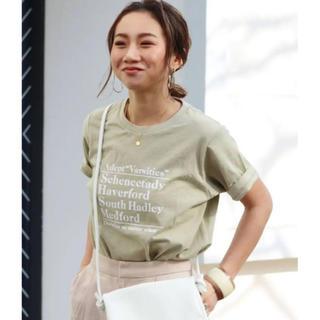 Ungrid - 今季アングリッドtシャツ