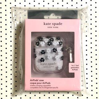 ケイトスペードニューヨーク(kate spade new york)のケイトスペード AirPods 1&2 Scattered Flowers(iPhoneケース)