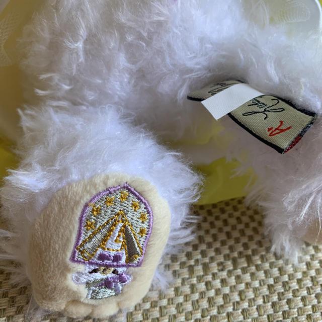 Disney(ディズニー)のユニベア  パフィー ぬいぐるみコスチュームセット エンタメ/ホビーのおもちゃ/ぬいぐるみ(ぬいぐるみ)の商品写真