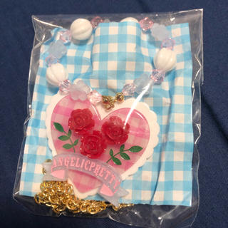 Angelic Pretty - Be my Valentine ネックレス