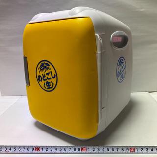 ツインバード(TWINBIRD)のゴク冷え ミニ保冷庫 KIRIN のどごし生350ml×6本(冷蔵庫)