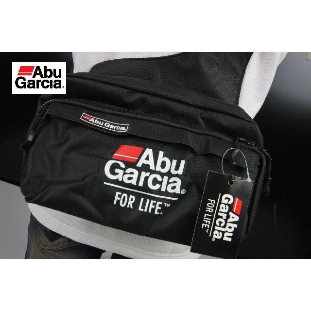 「 AM入金:当日発送」【Abu Garcia】アブガルシア ウェスト型バッグ スポーツ/アウトドアのフィッシング(釣り糸/ライン)の商品写真