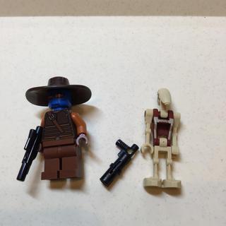 Lego - レゴ スターウォーズ キャドベインとセキュリティバトルドロイド