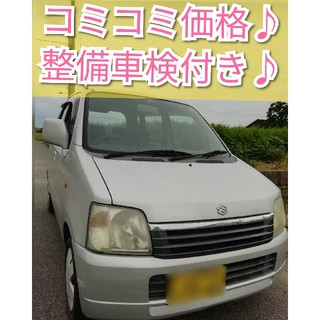 スズキ - 整備車検付き★ワゴンR MC22S★スズキ/格安/コミコミ/軽自動車★千葉県