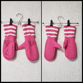 アディダス(adidas)の美品 adidas ミトン 手袋(手袋)